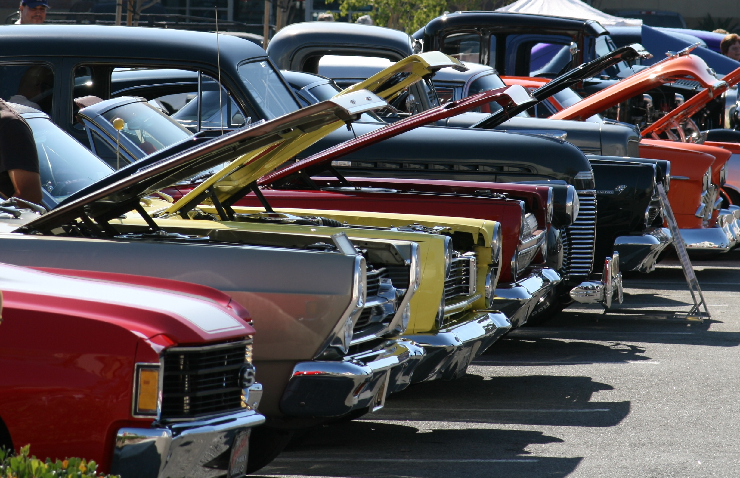 St Annual Hot Rods And Rock Roll - September car shows